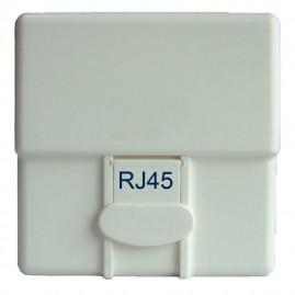 Conjoncteur RJ45 saillie - 4 paires