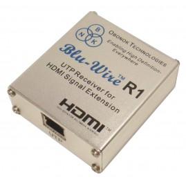 Kit émetteur/récepteur de déport de signaux HDMI full HD
