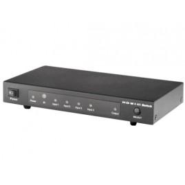 Switch HDMI avec télécommande - 4 entrées / 1 sortie