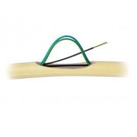 Câble traversant de distribution colonne montante G657A2 - 250µm - 24 fibres