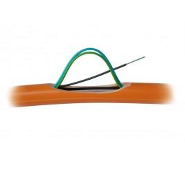 Câble traversant de distribution colonne montante G657A2 - 250µm - 144 fibres