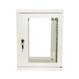Coffret 10'' assemblé 8U - 315x300 - Blanc