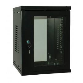 Coffret 10'' assemblé 8U - 315x300 - Noir