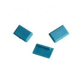 Logo d'identification pour plastron - bleu