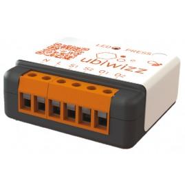 Micromodule radio EnOcean - 2 canaux - 2x5A - Quickmove
