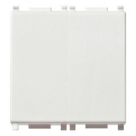Interrupteur 1P 16AX 2M blanc