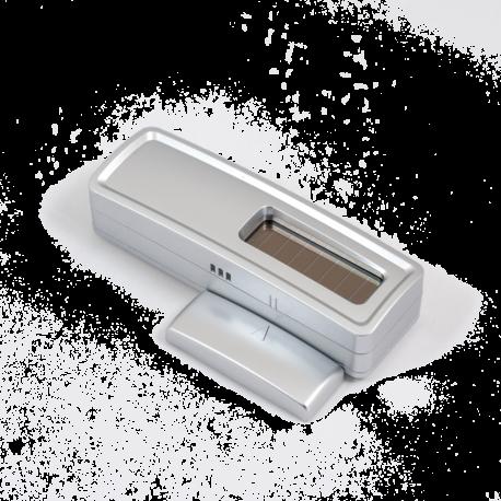 Détecteur d'ouverture radio EnOcean - Option pile (non fournie) - métal
