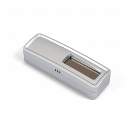 Sonde de température radio EnOcean - Option pile (non fournie) - métal