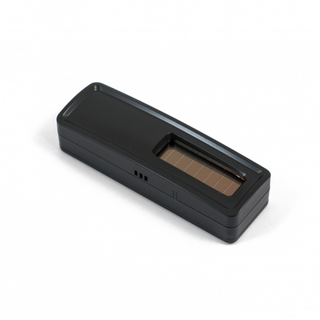 Sonde de température radio EnOcean - Option pile (non fournie) - noir