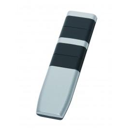 Télécommande EnOcean 8 touches - 4 canaux - aluminium