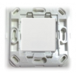 Inter EnOcean Plana SP - 1T blanc - support blanc