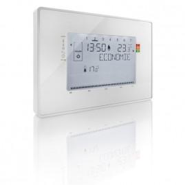 Thermostat filaire pour chaudière gaz et chauffage électrique - Quickmove