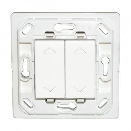 Inter EnOcean SP - Plana blanc 2T - VR