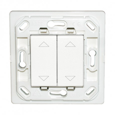 Inter EnOcean SP - Plana blanc 2T - VR - Quickmove
