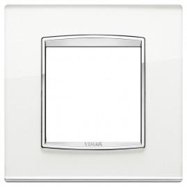 Plaque Eikon Classic 2M Glass argent mirror