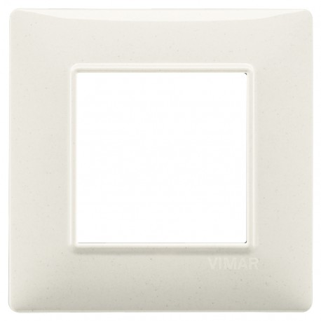 Plaque Plana 2M techn. blanc granit