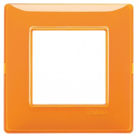 Plaque Plana 2M Reflex orange
