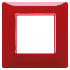 Plaque Plana 2M Reflex rubis