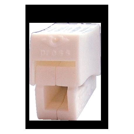 Borne fil souple/rigide 1+2 (100 pcs)