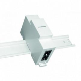 Switch Ethernet 10/100 Mbps 2 ports Raildin