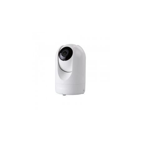 Caméra IP WiFi - intérieure, motorisée, blanche