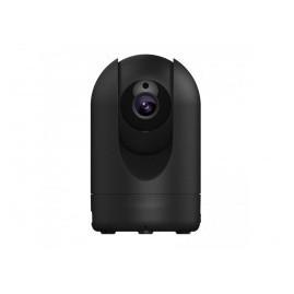Caméra IP WiFi - intérieure, motorisée, noire
