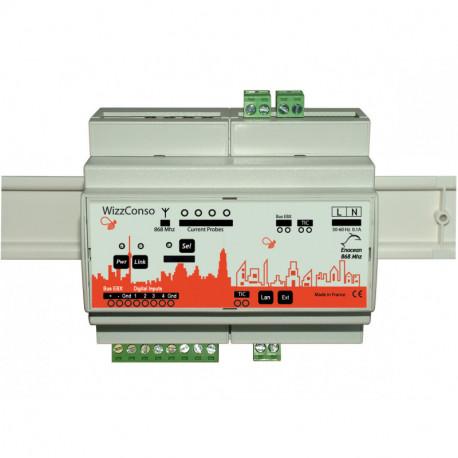 Module IP de comptage d'énergie