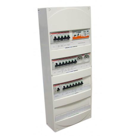 Tableau électrique - chauffage électrique T1-T2