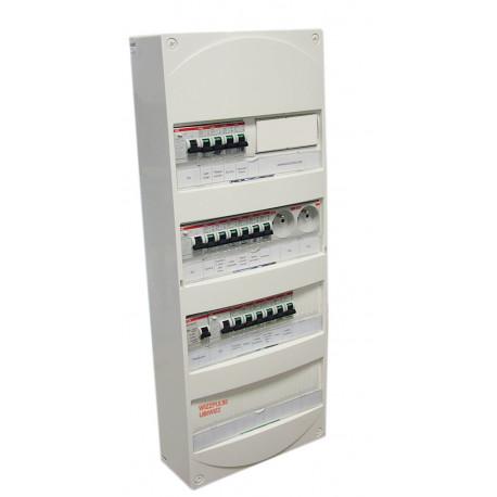 Tableau électrique - autre chauffage T1-T2