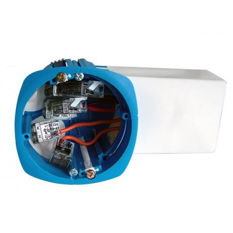 Boîte d'encastrement avec micromodule UBID1511 pré-câblé
