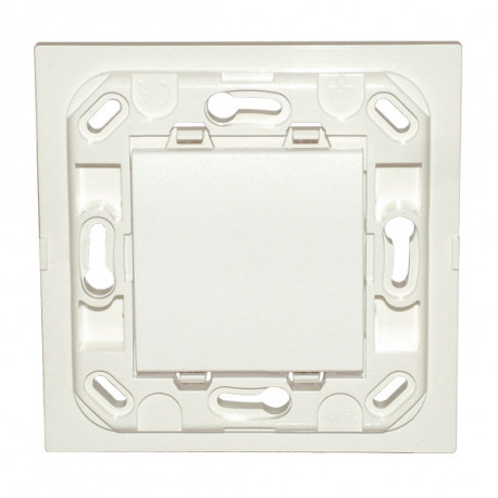 Interrupteur Eikon simple - blanc - sans plaque