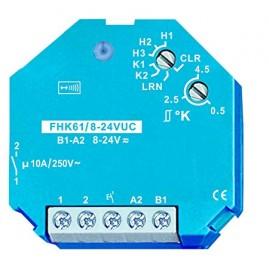Actionneur radio télérupteur/relais, 1 NO, encastrable, 230V