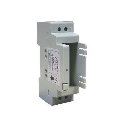 Boîtier Rail Din pour module connecté