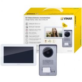 K40910 - Kit portier-vidéo mains libres avec moniteur 7 pouces
