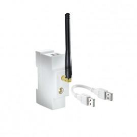 Extension WiFi pour passerelle domotique ubiwizz