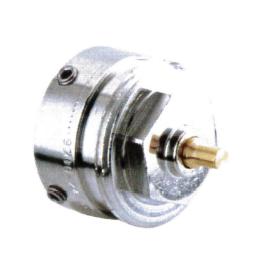 Adaptateur métal pour corps de vannes DANFOSS RAV-L